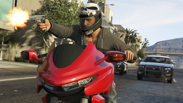 GTA Online (High Life) Новый мотоцикл Dinka Thusr