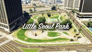 Little Seoul Park – Перестрелка, созданная игроком Phipparama