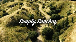 Simply Sanchez – Гонка, созданная игроком Refuso