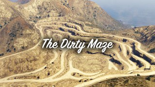 The Dirty Maze – Гонка, созданная игроком dannyar21