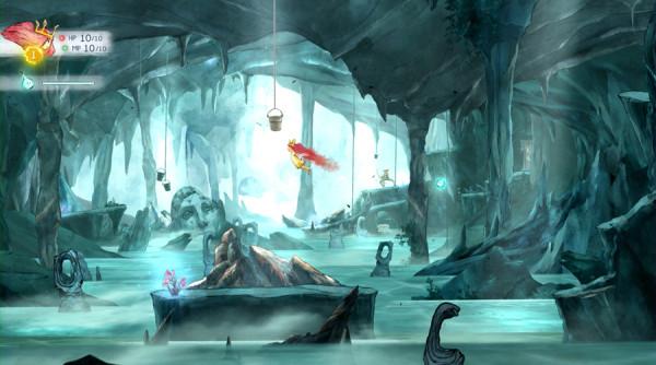 В Child of Light сногсшибательная графика и ужасный геймплей