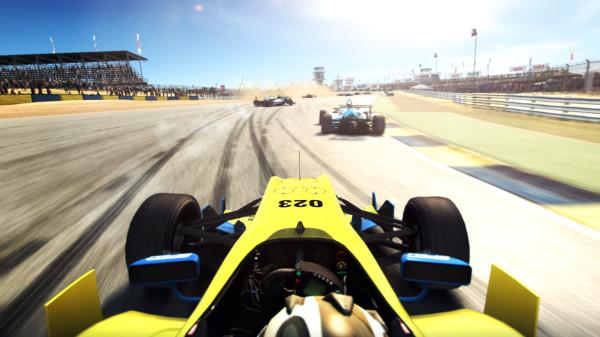 Grid Autosport теперь предлагает заезды на 40 минут