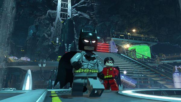 LEGO Batman 3: Beyond Gotham  объединит добро и зло