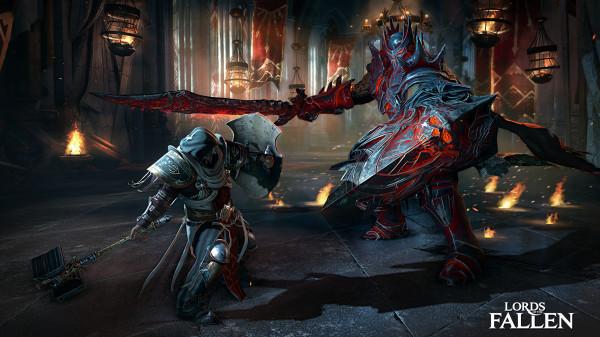 Lords of the Fallen появиться на Xbox One, PS4 и PC
