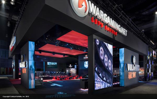 Wargaming примет участие на E3 в этом  2014 году