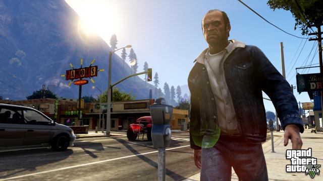 Сюжетное DLC для GTA 5 выйдет сначала на Xbox One