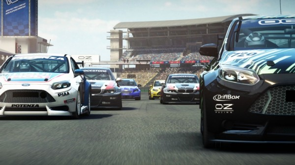 GRID: Autosport предлагает, насладится  стритрейсингом