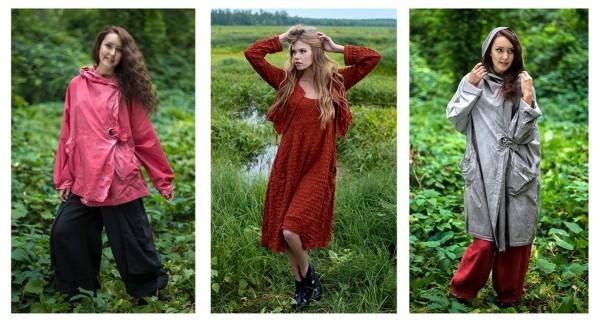 Дизайнерская одежда от «Жан и Параскева»