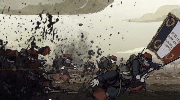 Игра  Valiant Hearts: The Great War станет исторически достоверной