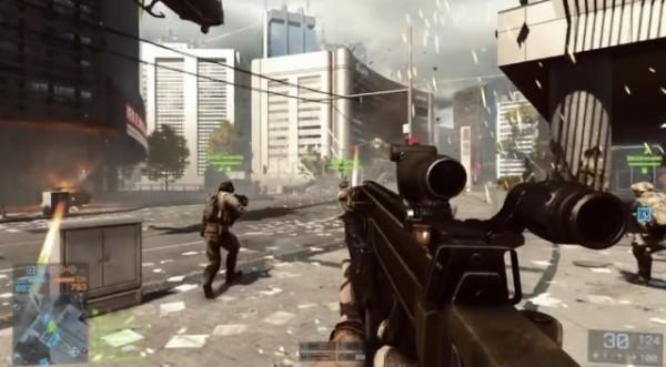 Азиатские рынки и плавучие рестораны в игре Battlefield 4