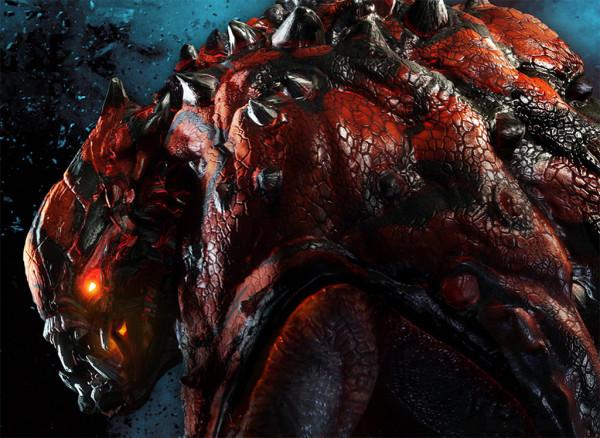 Основные монстры в игре Evolve