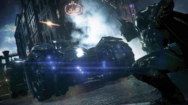 Бэтмобиль все же не будет представлен к  2015 году