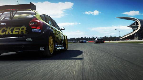 Разработчики игры GRID: Autosport продемонстрировали лучшие моменты