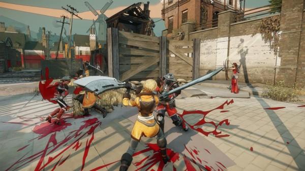 Разработка BattleCry не мешает созданию новых игр Fallout и The Elder Scrolls