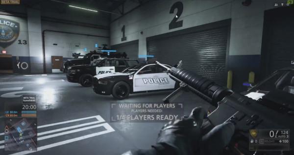 Новое видео игры Battlefield: Hardline знакомит с многопользовательским режимом