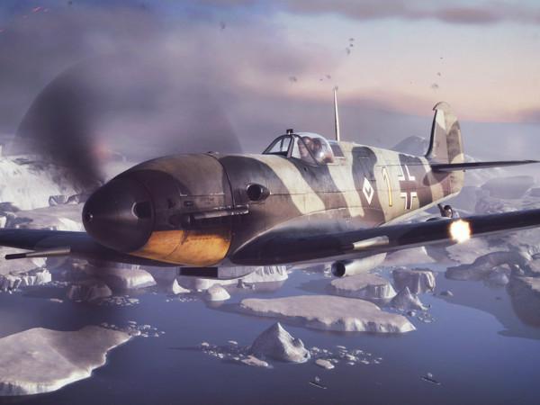 Ролик и обновление 1.4 World of Warplanes уже в сети