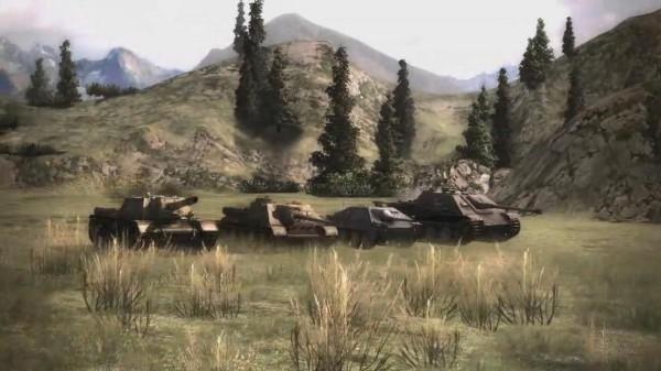 В игру World of Tanks добавлена новая карта «Харьков»
