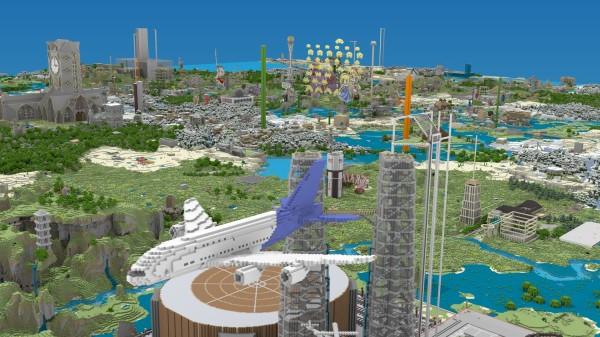 100 миллионов в Майнкрафт пользователей по всему миру