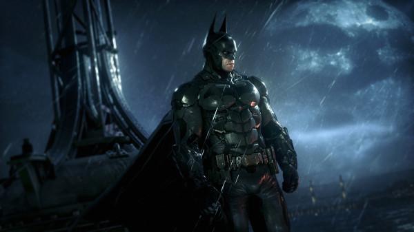 Игроки Batman: Arkham Knight опробуют новенький Бэтмобиль