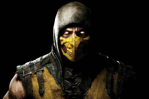Дебютный трейлер для  Mortal Kombat X