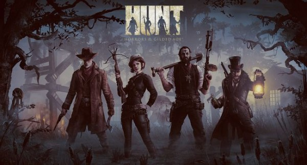 Анонс от компании Crytek кооперативной игры Hunt: Horrors of the Gilded Age