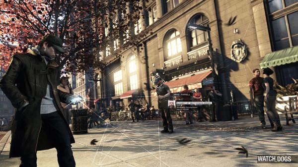 Игра  Watch Dogs имеет в своей основе доказательства о корпорации Абстерго из Assassin's Creed