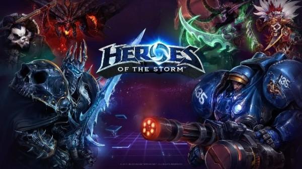 Разработчики Heroes of the Storm представили Загару