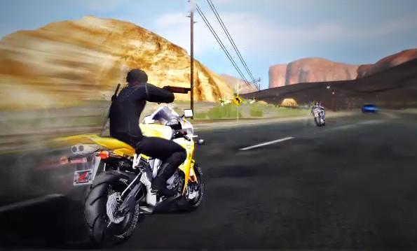 Улучшенная графика и новые эффекты  для  игры Road Redemption