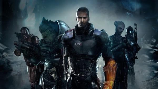 Трилогия будет, просматривается в элементах  игры Mass Effect 4