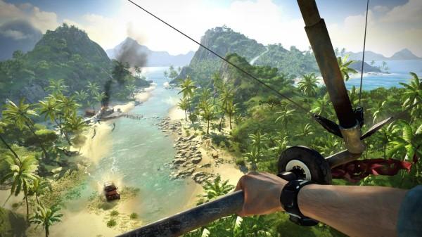 Графика Far Cry 4 будет радикально отличаться от Far Cry 3