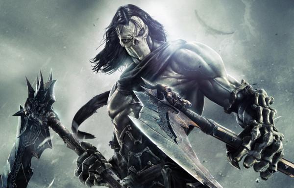 Новые игры Darksiders и Red Faction могут  быть  логотипом  компании THQ