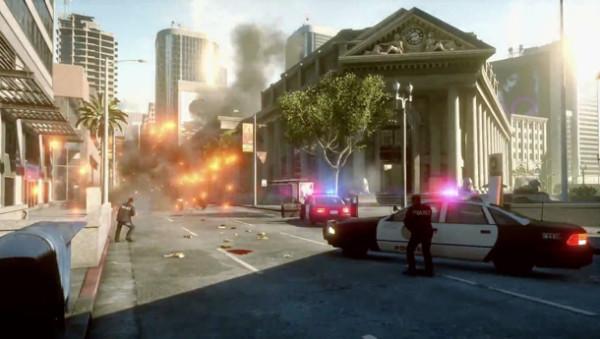 В сеть угодил полугодовалый геймплей Battlefield: Hardline