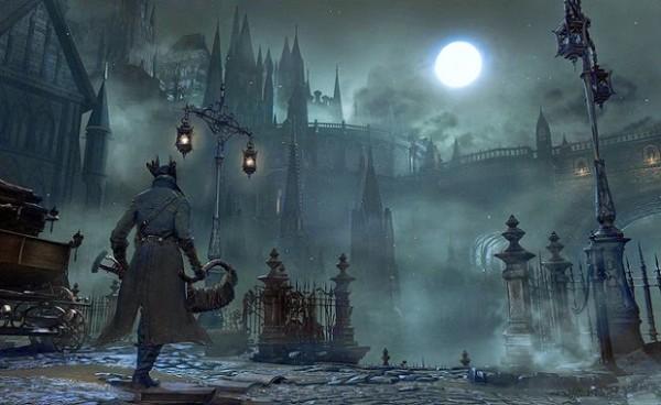Пила-тесак из игры Bloodborne