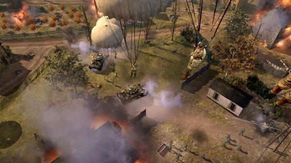 Оловянных солдатики в игре Company of Heroes 2: The Western Front Armies