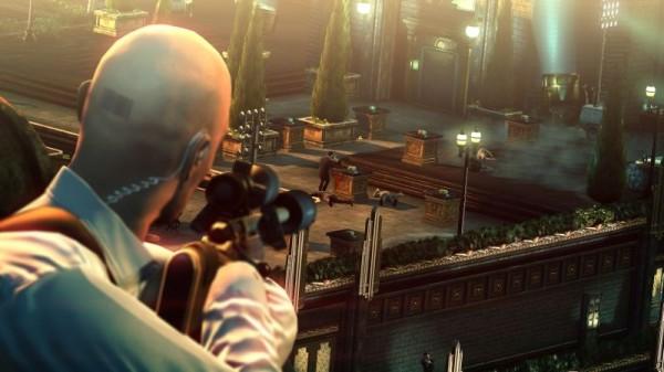 "Hitman: Sniper представит снайпера как ""художника"""