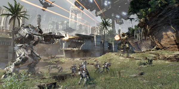 EA разрешит скачать бесплатно Titanfall