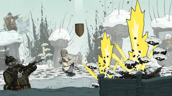 Разработчики Rayman удивили новой атмосферной в игре  Valiant Hearts: The Great War