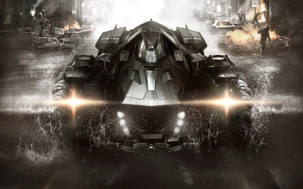 Игроки Batman: Arkham Knight смогут погоняться за Пугалом на Бэтмобиле