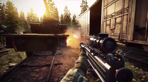 Бесплатная игра в Battlefield 4 на PS3
