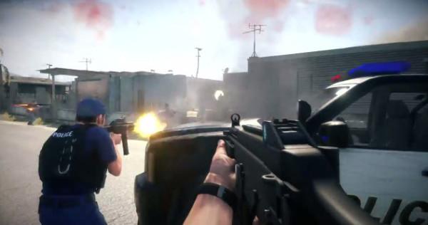 Battlefield: Hardline первая игра в серии по разработке DICE