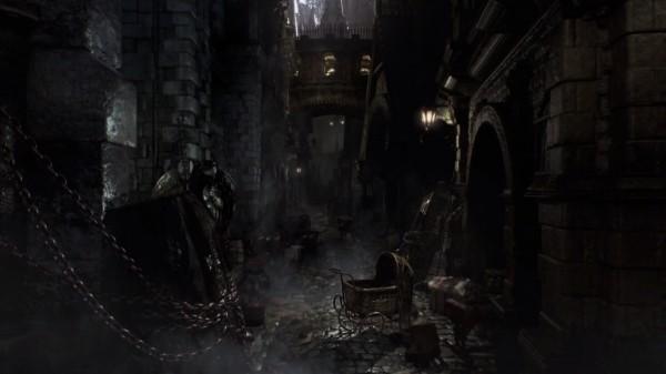 Bloodborne станет  хардкорной игрой