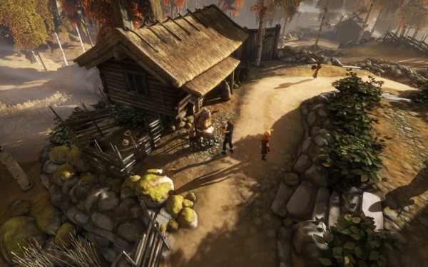 Разработчик Brothers: A Tale of Two Sons  о данной игре