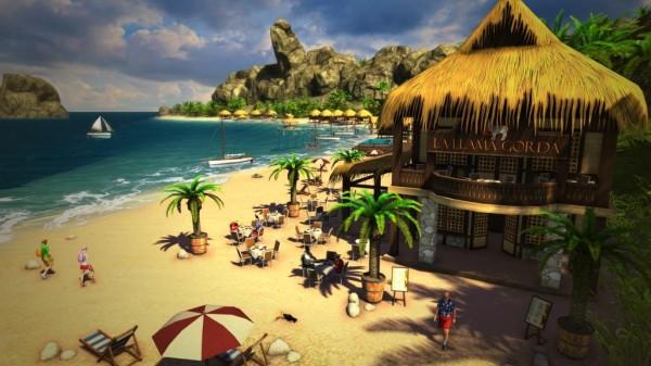 Отличительная черта Tropico 5