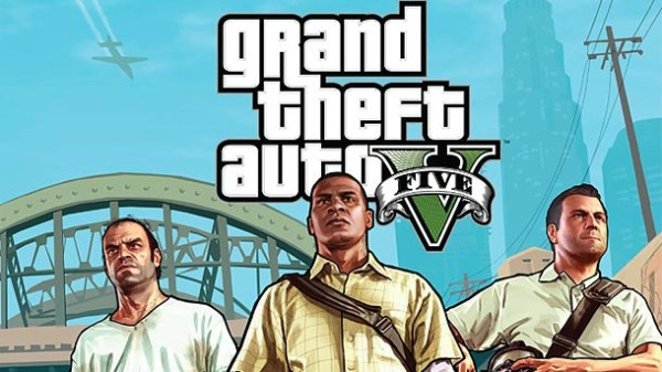 Grand Theft Auto 5. Мир в игре