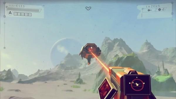 Невероятные создания будут населять десять процентов планет в игре No Man's Sky