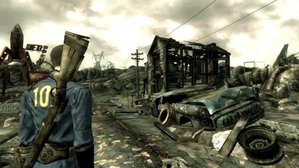 Игры Fallout вернули в каталог Steam