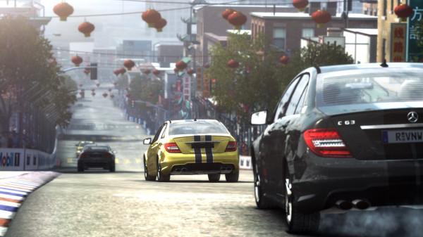 Разработчики GRID: Autosport предложили игрокам быстрые и маневренные машины