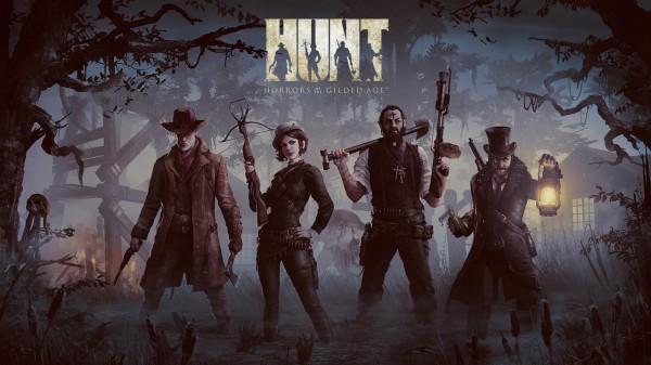 Hunt: Horrors of the Gilded Age выпустят на основе бесплатной игры