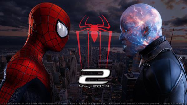 The Amazing Spider-Man 2 не устает удивлять