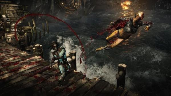 Новые возможности геймплея игры Mortal Kombat X